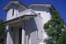 外壁屋根遮熱塗装④