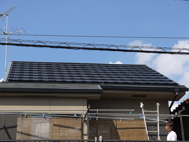 太陽光(パネル)発電設置工事