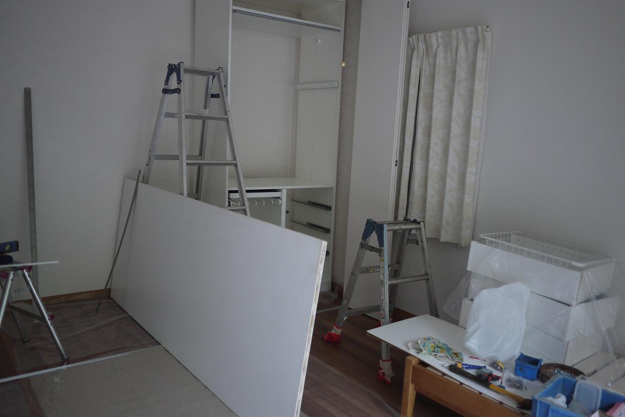 建具・内装仕上げ工事