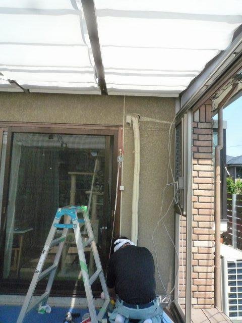 ガーデンルームジーマZIMAエアコン空調設備