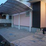 スタンプ・スプレーコンクリート工事/自社施工例