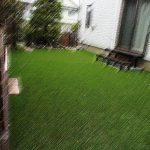 人工芝お勧め施工例(ガーデニングリフォーム)
